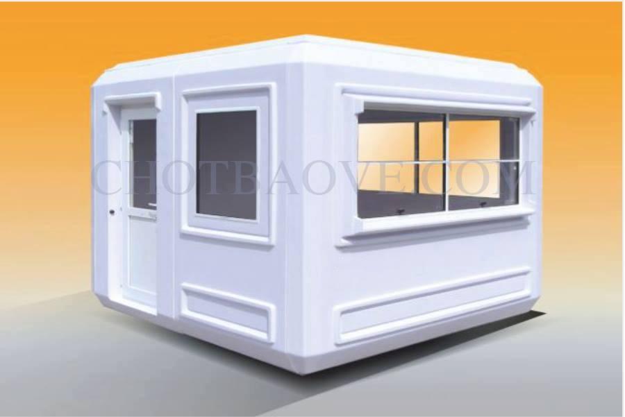 Cabin bảo vệ 2.15x2.15