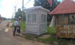 Bàn giao chốt gác VINACABIN tại KCN Hố Nai, Biên Hoà