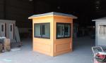 Bốt bảo vệ bằng vật liệu composite kích thước 1.7x1.9m